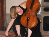 Catch-Pop String-Strong: Rina Kaçinari (Violoncello). Foto: Martin Kalchhauser
