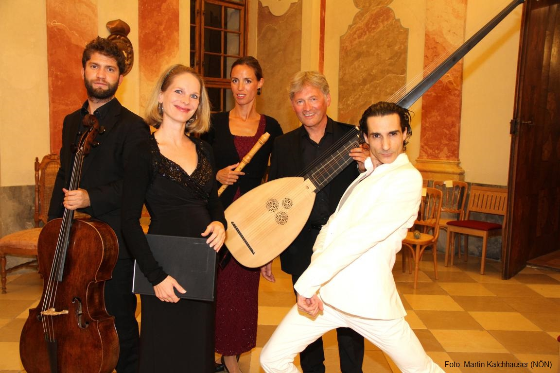 Philipp Comploi, Anna Magdalena Auzinger, Annemarie Podesser, Hans Brüderl, Elias Morales Pérez. Foto: Martin Kalchhauser