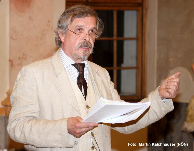 Ingomar Hofbauer. Foto: Martin Kalchhauser