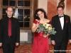 Christian Koch, Alexandra Reinprecht und Horst Hubmann. Foto: Martin Kalchhauser