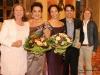 Gerlinde Hofbauer, Alexandra Reinprecht, Corinna und Michael Wasserfaller, Karin Gutmann. Foto: Martin Kalchhauser