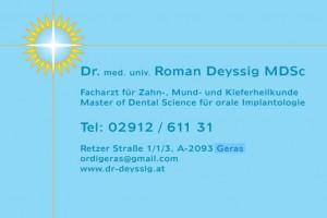 Deyssig